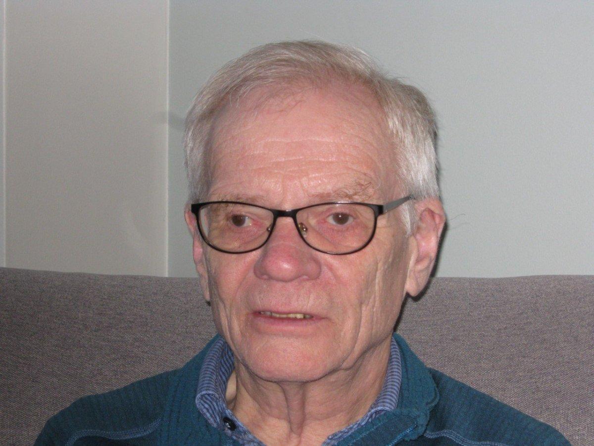 Hallgrímur Gíslason.